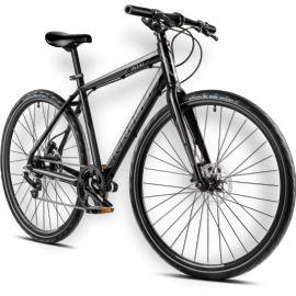 Rower KROSS Inzai roz.L 2016r czarny połysk