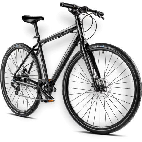 Rower KROSS Inzai roz.M 2016r czarny połysk