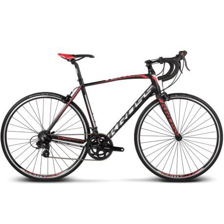 Rower KROSS Vento 1.0 M 2017 czarny-biały-czerwony