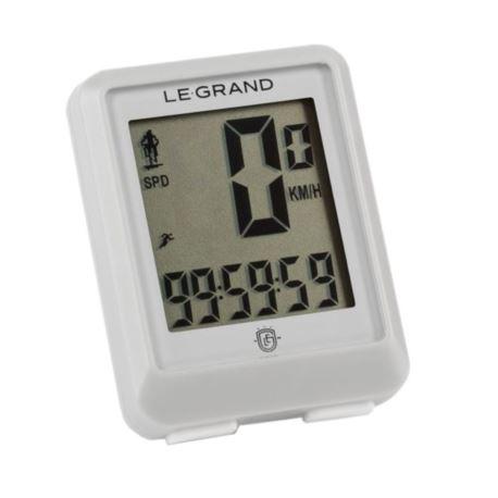 Licznik LE GRAND C11W  bezprzewodowy - szary