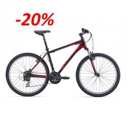 Rower GIANT Revel 2 L 2016 czarno-czerwony