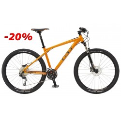 """GT Bicycles Avalanche 27,5"""" Elite r.L pomarańczowy 2016 r"""
