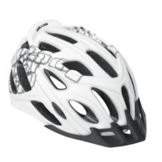 Kask KLS Dare roz.M/L white-black