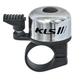 Dzwonek KLS Bang srebrny