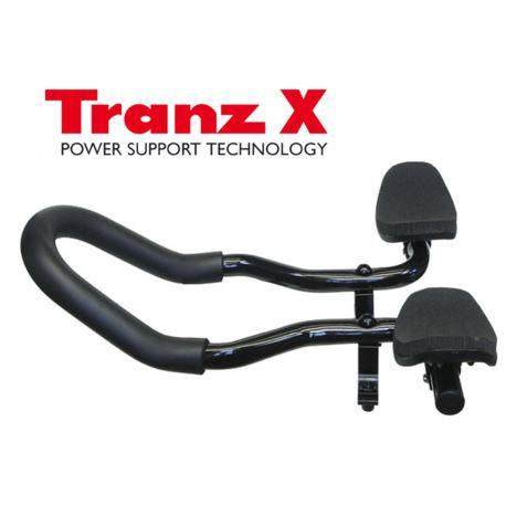 Kierownica TRANZ-X Triatlon TX JD-802 czarna