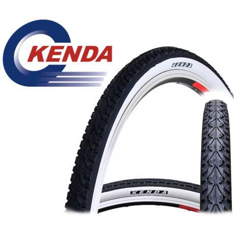 Opona KENDA 26x1,75 K-935 Biały Bok