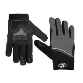 Rękawiczki KROSS CG-826-7 roz.M szare