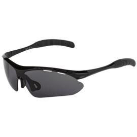 Okulary KROSS SX-B UV400 oprawki czarne