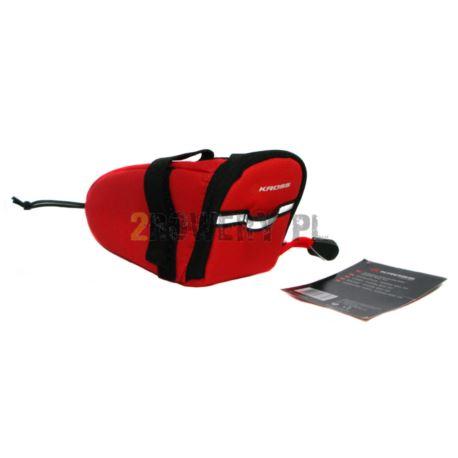 Torebka KROSS Saddle Bag 100 czerwona