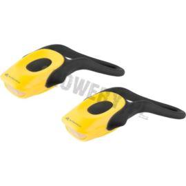 Zestaw oświetlenia KROSS Tick Set II żółty