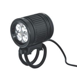 Lampa przednia akumulatorowa KLS BEAM czarna