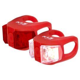 Zestaw oświetlenia KLS Twins czerwone