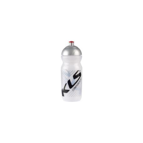 Bidon KLS Gobi transparentny - szary 0,5l