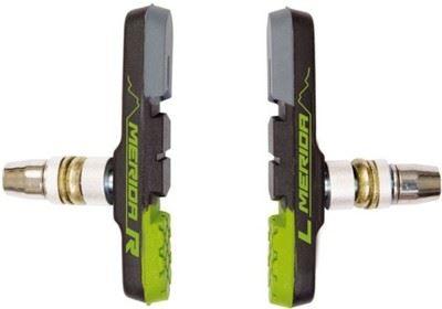 Klocki MERIDA Green break V-break BS-MD018