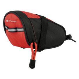 Torebka KROSS Saddle Bag 100 czerwono-czarna