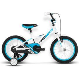 Rower KROSS Leo 16'' 2016r biało-niebieski