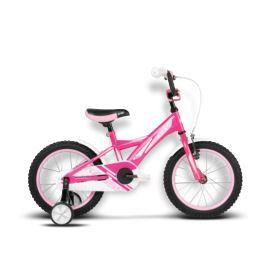 Rower KROSS Lilly 16'' 2016r różowo-biały