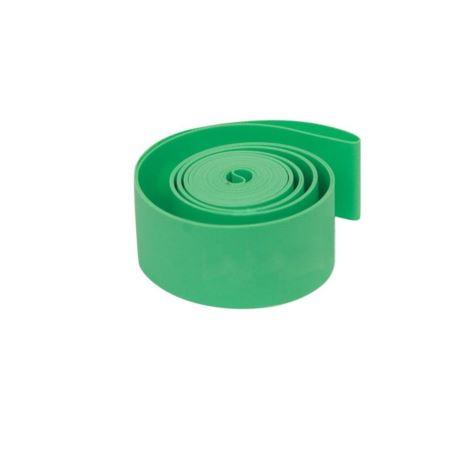 Opaska PVC na obręcz 26'' 20x559mm zielona